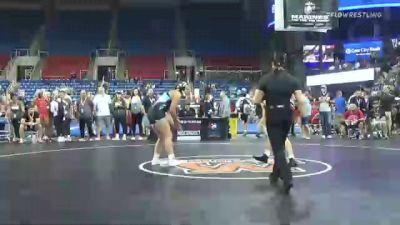 164 lbs Semifinal - Kylie Welker, Wisconsin vs Shannon Workinger, Washington