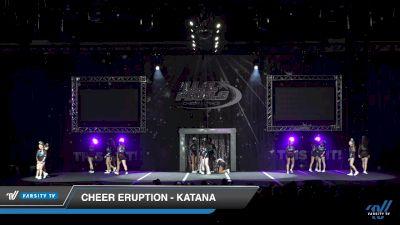 Cheer Eruption - Katana [2019 Senior Coed 4 Day 2] 2019 US Finals Providence