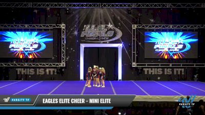 Eagles Elite Cheer - Mini Elite [2021 L1 Performance Recreation - 8 and Younger (NON) Day 1] 2021 The U.S. Finals: Ocean City