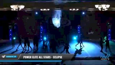 Power Elite All Stars - Eclipse [2021 L1 Junior - D2 - Medium Day 2] 2021 The U.S. Finals: Phoenix