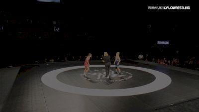 59 kg 1 Of 3 - Alli Ragan, Sunkist Kids Wrestling Club vs Lauren Louive, New York Athletic Club