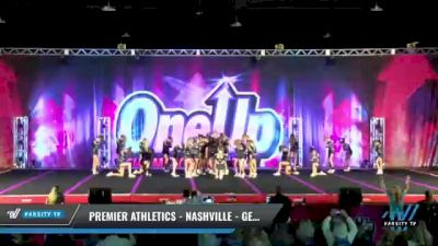 Premier Athletics - Nashville - Generals [2021 L2 Junior - Medium Day 1] 2021 One Up National Championship