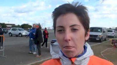 Abbey Leonardi Kennebunk ME 2nd 2010 Foot Locker NE Regional