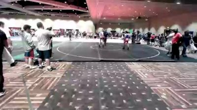 114 lbs Prelims - Mason Ketcham, New York vs Rhonin Swenson, Maryland