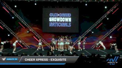 Cheer Xpress - EXQUISITE [2020 L3 Senior - Small Day 1] 2020 GLCC: The Showdown Grand Nationals