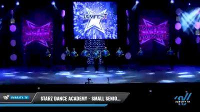 Starz Dance Academy - Small Senior Pom [2021 Senior - Pom - Small Day 2] 2021 JAMfest: Dance Super Nationals