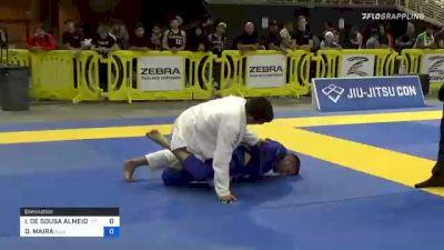 CAIO CAETANO SOARES vs LUCAS WILHAN 2021 Pan Jiu-Jitsu IBJJF Championship
