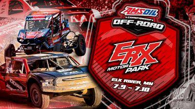 Full Replay | AMSOIL Championship Off-Road at ERX 7/10/21