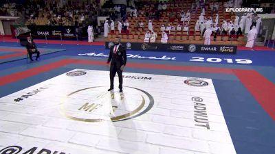 Manuel Filho vs Gabriel Arges 2019 Abu Dhabi King of Mats