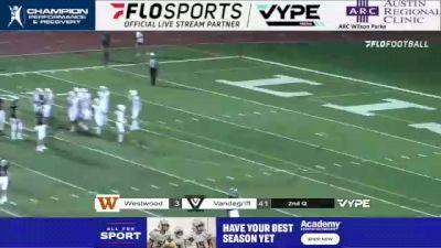 Replay: Westwood vs Vandegrift | Oct 22 @ 7 PM