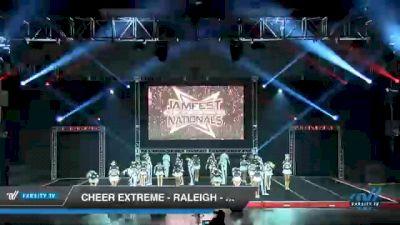 Cheer Extreme - Raleigh - Smoex [2021 L6 Senior Coed - Medium Day 1] 2021 JAMfest Cheer Super Nationals