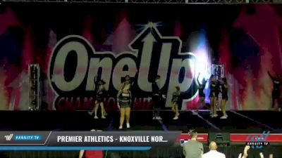 Premier Athletics - Knoxville North - Cobra Sharks [2021 L4 - U17 Coed Day 2] 2021 One Up National Championship