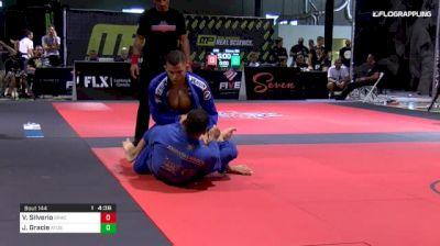 Victor Silverio vs Jonnatas Gracie World Series of Grappling #2