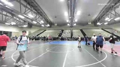 110 lbs 2nd Place - Musa Tamaradze, Fisheye vs Anthony Clem, Wantagh