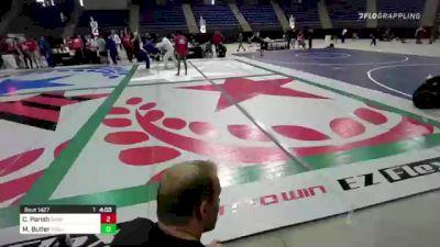 Chris Parish vs Michael Butler 2021 F2W Colorado Open - EVENT