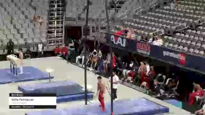Vahe Petrosyan - Still Rings, Gym Olympica - 2021 US Championships