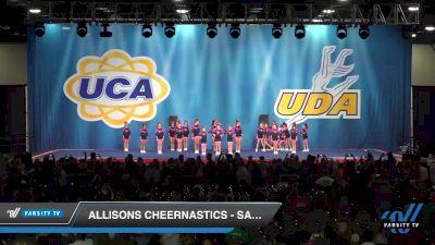 - Allisons Cheernastics - Sassycats [2019 Junior - Medium 2 Day 2] 2019 UCA Bluegrass Championship