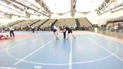 225 lbs Semifinal - Stuart Ward, RedNose Wrestling School vs William Baldwin, Cougar Wrestling Club