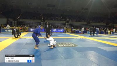 JOÃO PEDRO BUENO MENDES vs ISAAC DOEDERLEIN 2019 Pan Jiu-Jitsu IBJJF Championship