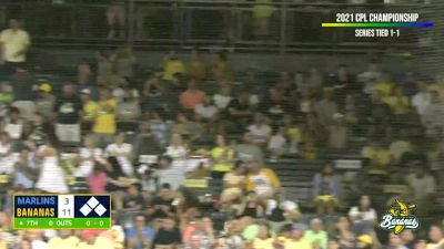Replay: Petitt Cup Playoffs - 2021 Marlins vs Bananas | Aug 7 @ 8 PM