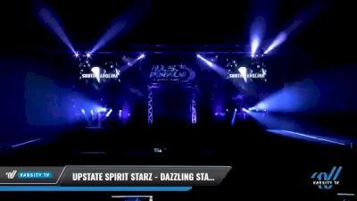 Upstate Spirit Starz - Dazzling STARZ [2021 L1 Junior Day 1] 2021 The U.S. Finals: Myrtle Beach