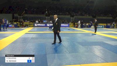 MICHAEL REMIGIO LIERA JR vs VICTOR SILVERIO SANTOS 2019 Pan Jiu-Jitsu IBJJF Championship