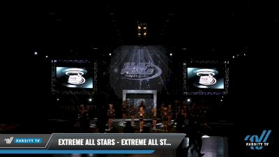 Extreme All Stars - Extreme All Stars Blue Crew [2021 L2 Youth - D2 - Small - A Day 2] 2021 The U.S. Finals: Louisville
