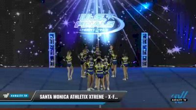 Santa Monica Athletix Xtreme - X-Force [2021 L2 Perf Rec - 18 and Younger (NON) - NB Day 2] 2021 The U.S. Finals: Phoenix