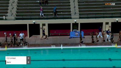 USA Water Polo Jr Oly | 7.24.18. | 16U Boys Champs - CC UNITED vs SOCAL BLK