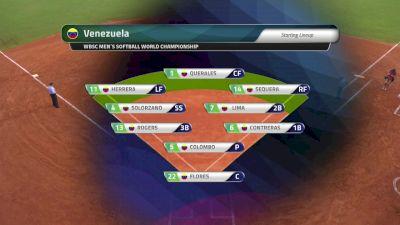Full Replay - XVI Men's Softball World Championship - Svoboda Ballpark - Jun 22, 2019 at 3:29 AM CDT
