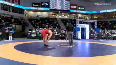 125 kg Prelims - Derek White, Titan Mercury Wrestling Club (TMWC) vs Cale Davidson, Nebraska Wrestling Training Center