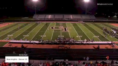 Blue Knights - Denver CO at 2021 DCI Cape Girardeau