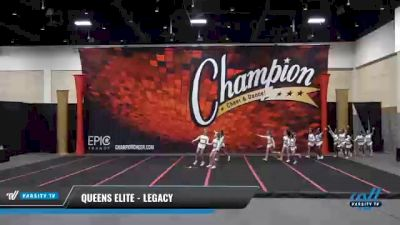 Queens Elite - Legacy [2021 L2 Senior] 2021 Wolfpack Championship