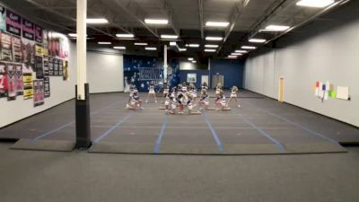 Cheer Advantage All Stars - Jade [L2 Junior - D2] 2021 Athletic Championships: Virtual DI & DII