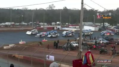 Highlights | Super Late Models at the Ice Bowl