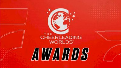 2021 The Cheerleading Worlds Awards [L6 Senior Open Large Coed]