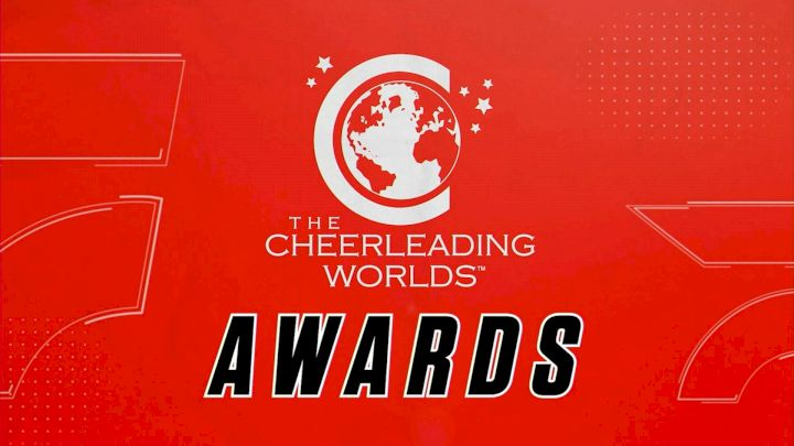 2021 The Cheerleading Worlds Awards [L6 Senior Open Large Coed]