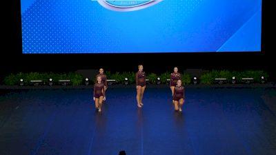 Summit Studio Aspen [2021 Senior - Contemporary/Lyrical Finals] 2021 UDA National Dance Team Championship