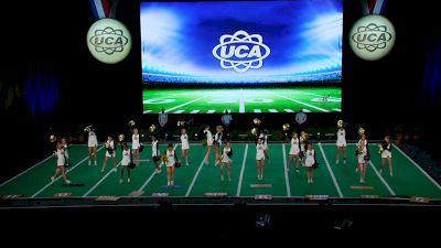 Holy Cross High School [2021 Large Game Day Div II Semis] 2021 UCA National High School Cheerleading Championship