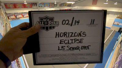 Horizons All Stars - Eclipse [L5 Senior Open] 2021 NCA All-Star Virtual National Championship