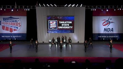 Tarleton State University [2021 Team Performance Division II Finals] 2021 NCA & NDA Collegiate Cheer & Dance Championship