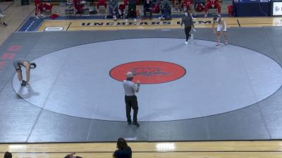 149- Brayden Roberts (West Virginia) vs Anthony Federico (Fresno State)
