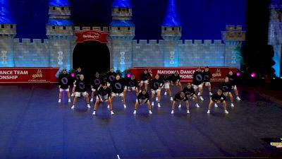 ORDTTA - Seniors [2021 Senior - Hip Hop Semis] 2021 UDA National Dance Team Championship