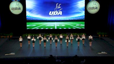 Hamilton High School - Pomline [2021 Small Game Day Semis] 2021 UDA National Dance Team Championship