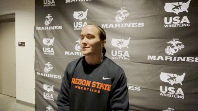 Mallory Velte Is Happy To Be At The Beaver Damn RTC