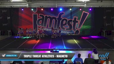 Triple Threat Athletics - MAGNETO [2021 L3 Senior Coed Day 1] 2021 JAMfest: Liberty JAM