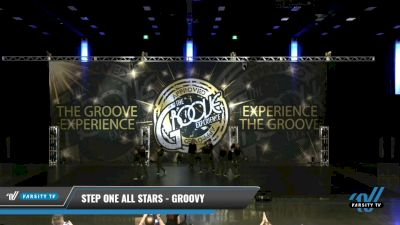 Step One All Stars - Groovy [2021 Open Coed Hip Hop Elite Day 2] 2021 Groove Dance Nationals