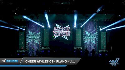Cheer Athletics - Plano - Lions [2020 L3 Youth - Medium Day 1] 2020 JAMfest Cheer Super Nationals