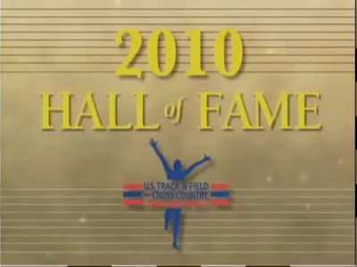 2010 USTFCCCA Hall of Fame Inductions