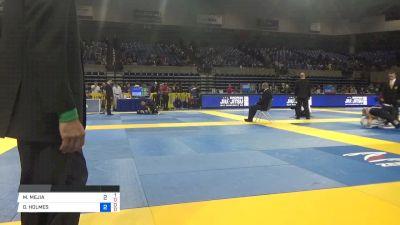 Ronaldo Junior vs S Perry 2018 Pan Jiu-Jitsu Championships